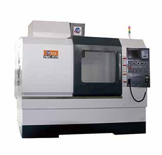 立式硬轨加工中心  VMC-850